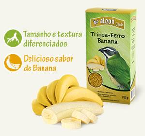 diferenciais alcon club trinca-ferro banana